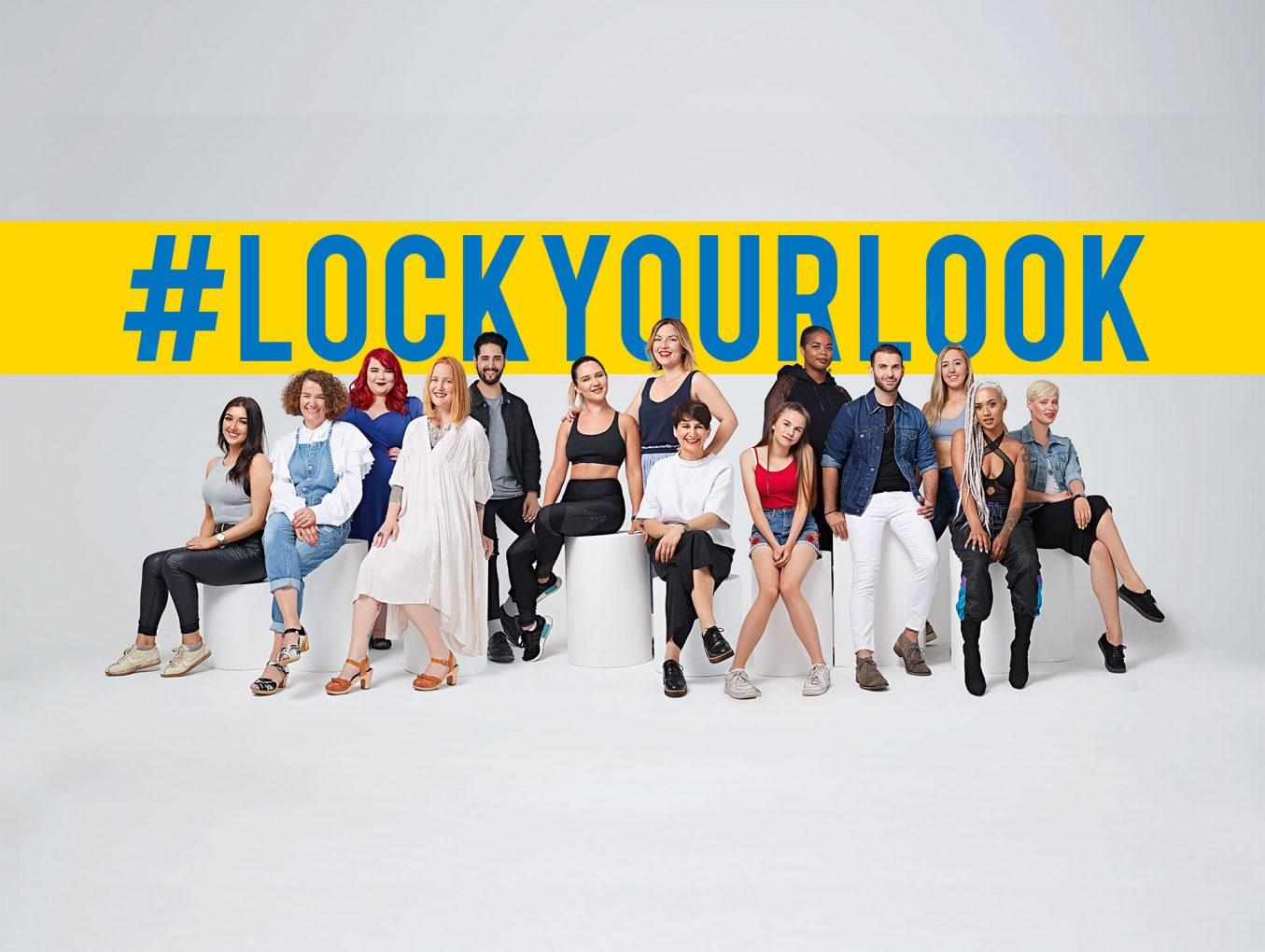 #LOCKYOURLOOK