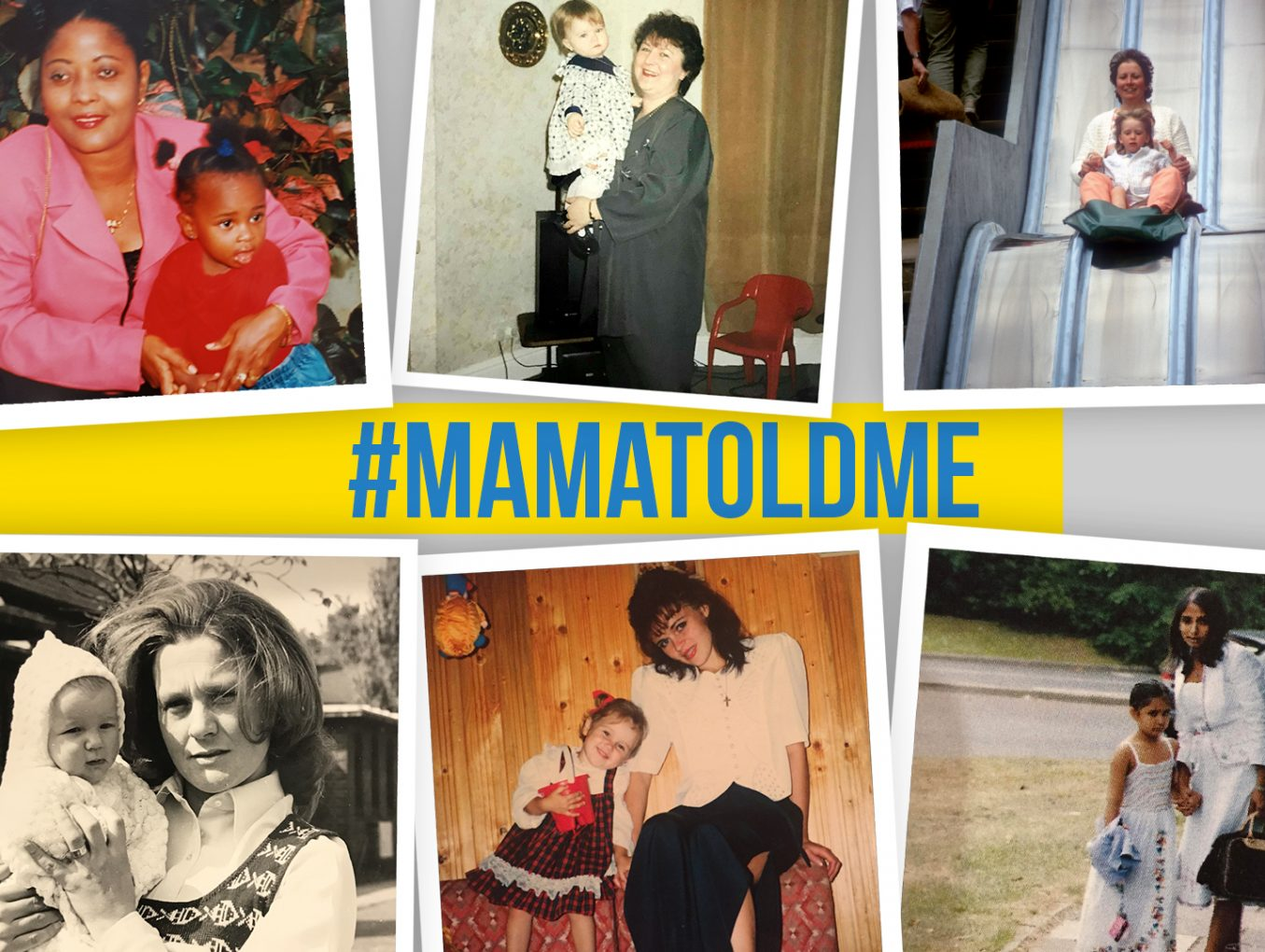 MOTHER'S DAY #MAMATOLDME